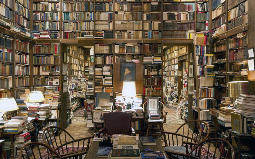 Quiero vender mi biblioteca